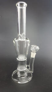 QYF2367--Sprinkler Percolated Glass Smoking Water Pipes