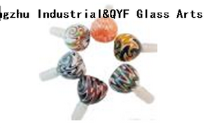 QYFBA15---Smoking Bowls for Pyrex Glass Bongs