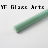 Color Borosilicate3.3 Glass Rods-Mint Green C