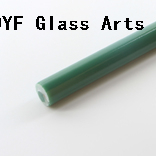 Color Borosilicate3.3 Glass Rods-Jade Green A