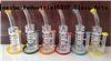 QYF13-Glass Smoking Water Pipes Made of US Imported COE 33 Color Rods