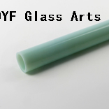 Jade Green C (Mint Green)Colored Borosilicate Glass Tubes